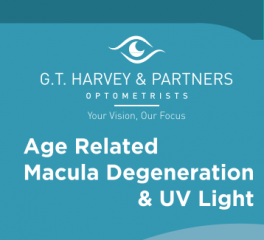 Age Related Macula Degeneration and UV Light